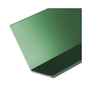 Планка примыкания верхняя зеленый RAL6005