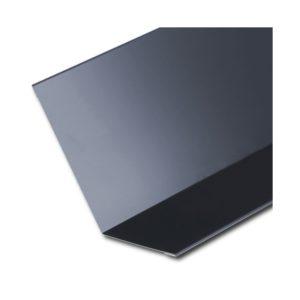Планка примыкания верхняя серый RAL7024