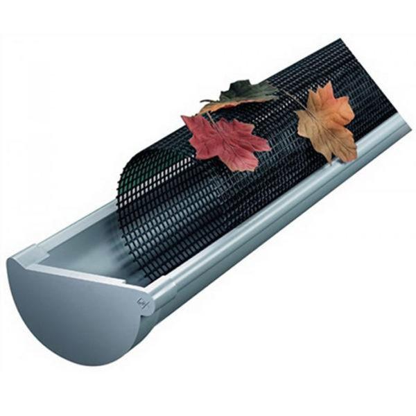 Poly-Net сетка от листвы для желобов