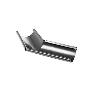 МП Престиж угол желоба внешний 135 градусов серый RAL7024