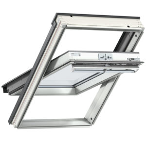 VELUX Классика двухкамерное полиуретановое окно GGU 0068