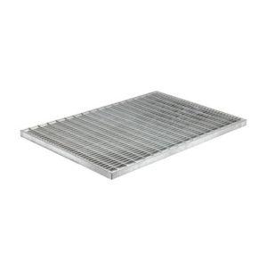 Решетка стальная ячеистая оцинкованная 390х590 мм