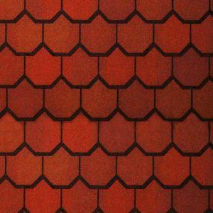 CertainTeed коллекция Carriage House Georgian Brick