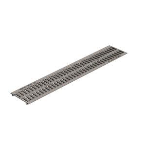 Решетка водоприемная Gidrolica Standart DN150 штампованная стальная