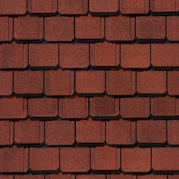 CertainTeed коллекция Grand Manor Georgian Brick