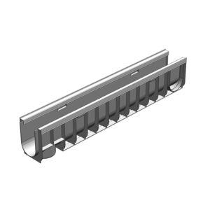 Лоток Gidrolica Standart Plus DN100 пластиковый (усиленный) H185