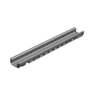 Лоток Gidrolica Standart Plus DN100 пластиковый (усиленный) H60