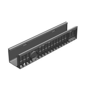 Лоток Gidrolica Standart Plus DN150 пластиковый (усиленный) H185