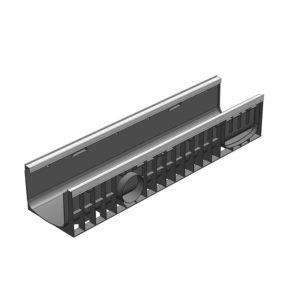 Лоток Gidrolica Standart Plus DN200 пластиковый (усиленный) H185