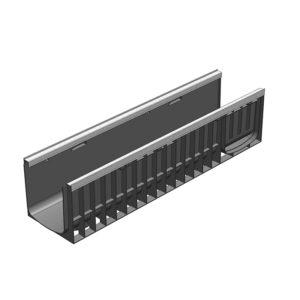 Лоток Gidrolica Standart Plus DN200 пластиковый (усиленный) H235