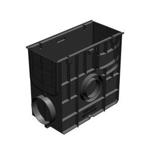 Пескоуловитель Gidrolica Standart DN150/200 пластиковый