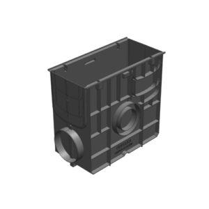 Пластиковый пескоуловитель DN150/200