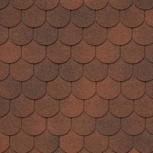 Tegola Comfort коллекция ASSISI Marrone 434