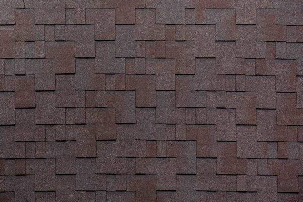 Tegola Nobil Tile коллекция Акцент серо-коричневый