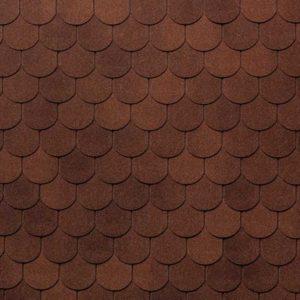 Tegola Nordland коллекция Антик коричневый