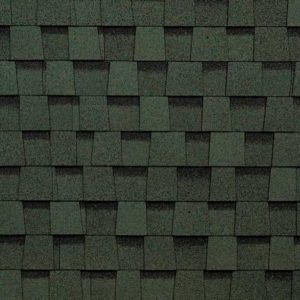 Технониколь Шинглас коллекция Фазенда зеленый