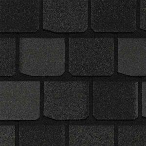 CertainTeed коллекция Highland Slate Black Granite