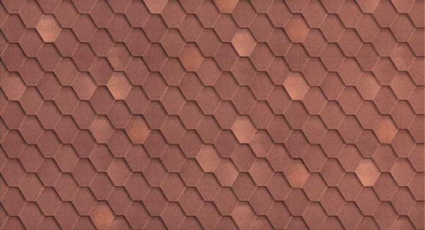 Технониколь Шинглас коллекция Кадриль оникс