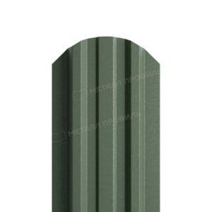 Металлический штакетник МП LANE матовый 6007