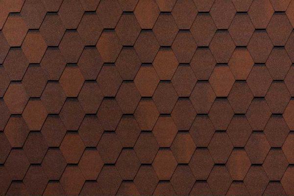 Tegola Nordland коллекция Нордик коричневый
