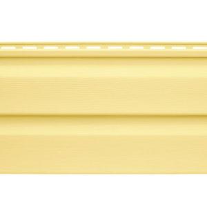 Альта Профиль сайдинг Канада Плюс Престиж желтый