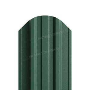 Металлический штакетник МП TRAPEZE матовый 6005