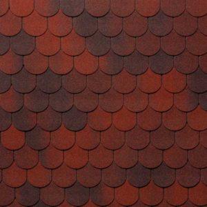 Tegola Nobil Tile коллекция Верона красный