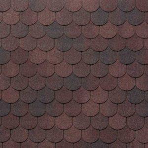Tegola Nobil Tile коллекция Верона темно-серый