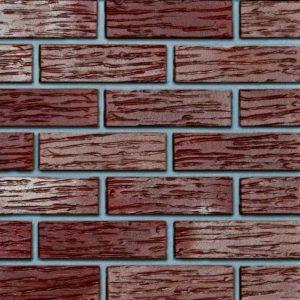 Roben клинкерная плитка Adelaide burgund рифленая