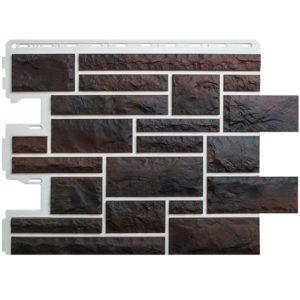 Альта Профиль фасадные панели Камень Пражский цвет 05