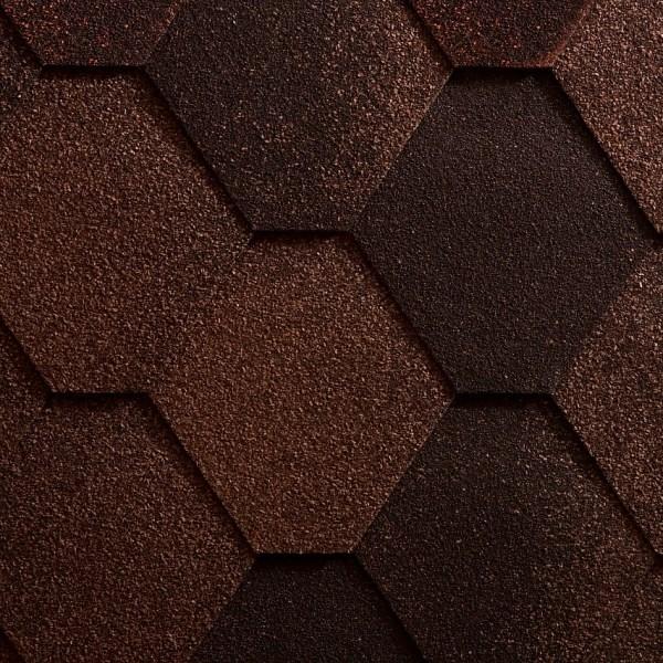 Icopal коллекция Antik натурально-коричневый
