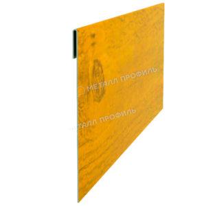 Планка финишная 65х2000 Ecosteel золотой дуб