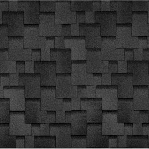 Технониколь Шинглас коллекция Финская аккорд серый