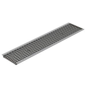 Решетка водоприемная стальная ячеистая DN200