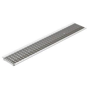 Решетка водоприемная стальная ячеистая DN150