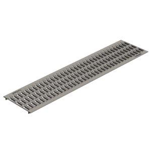 Решетка водоприемная стальная штампованная DN200