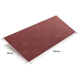 Metrotile плоский лист