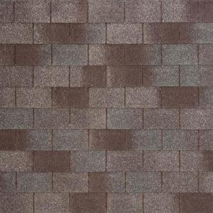 Tegola Nobil Tile коллекция Лофт серо-коричневый