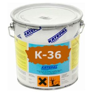 Клей для битумной черепицы Katepal K-36 банка 10 л