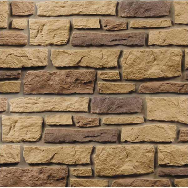 Nailite фасадные панели Creek Ledgestone Premium аризона