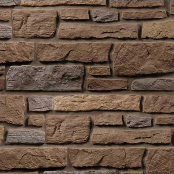 Nailite фасадные панели Creek Ledgestone Premium монтана