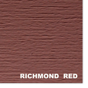 Mitten сайдинг Sentry richmond red