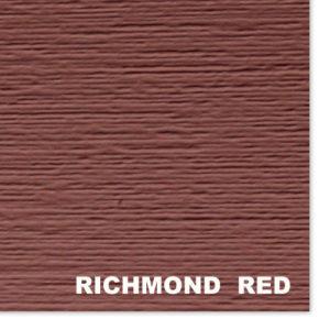 Mitten сайдинг Sentry richmond red