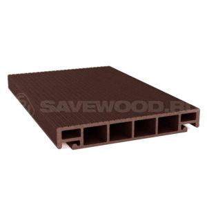Террасная доска Savewood Salix терракот
