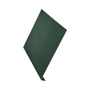 L-профиль металлический 2 метра Aquasystem Pural светло-зеленый 11