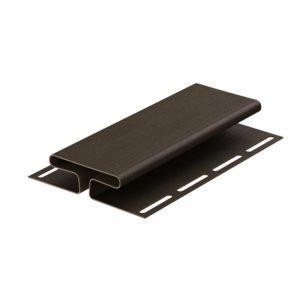 Н-профиль стыковочный Docke длина 3,05 метра шоколад