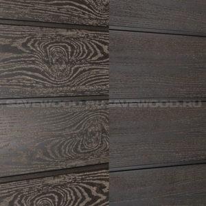 Фасадная доска ДПК Savewood Sorbus коричневый