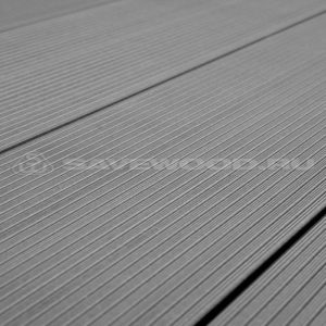 Террасная доска Savewood Salix пепельный
