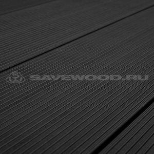 Террасная доска Savewood Salix черный