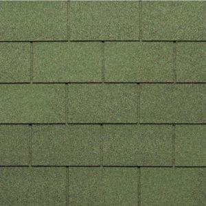 Tegola Nordland коллекция Классик зеленый